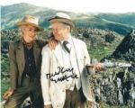 Dudley Sutton - Genuine Signed Autograph 7799